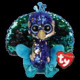 Tyson the Peacock Regular Flippables
