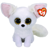 Phoenix the White Fox Medium Beanie Boo