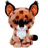 Buckwheat the Brown Lynx (medium)