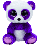 Boom Boom the Purple Panda (medium)
