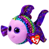 Flippy the Multicoloured Fish (medium)