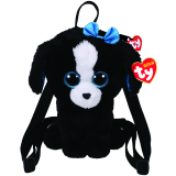 Tracey the Black Dog (backpack)