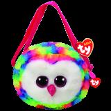 Owen the Multicoloured Owl (purse)