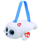 Icy the White Seal (purse)
