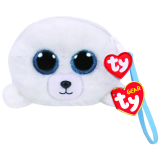 Icy the Seal (wristlet)