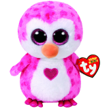 Juliet the Valentine's Day Penguin (medium)