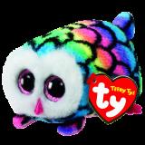 Hootie the Multicoloured Owl (Teeny Tys)