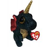 Grindal the Dragon with Horn Medium Beanie Boo