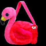 Gilda the Pink Flamingo (purse)