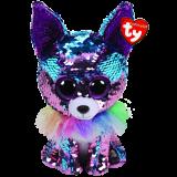 Yappy the Blue & Purple Chihuahua Medium Flippable