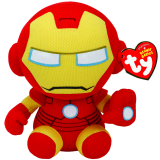 Marvel Iron Man Beanie Babies