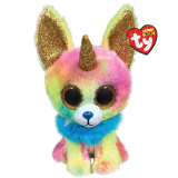 Yips the Chihuahua with Horn Regular Beanie Boo