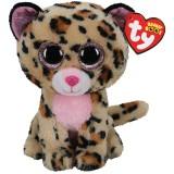 Livvie the Leopard Medium Beanie Boo
