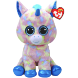 Blitz the Blue Multicoloured Unicorn (large)
