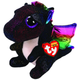 Beanie Boos Medium Anora - Black Dragon