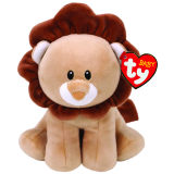 Bouncer the Brown Lion Baby Ty Medium