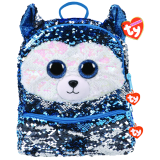 Slush the Dog Sequin Backpack