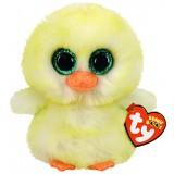 Lemon Drop the Chick Easter Regular Beanie Boo