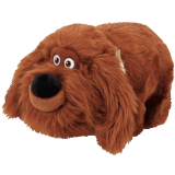 Duke from the Secret Life of Pets Beanie Babies (regular)