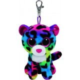 Dotty the Multicoloured Leopard (clip)