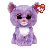 Cassidy the Lavendar Cat Regular Beanie Boo