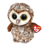 Percy the Barn Owl Regular Beanie Boo