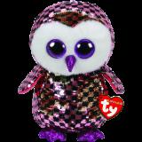 Checks the Checkered Owl Medium Flippables