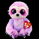 Dreamy the Purple Sloth Regular Beanie Boo