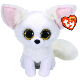 Phoenix the White Fox Regular Beanie Boo