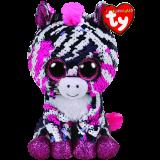 Zoey the Pink Zebra Regular Flippables