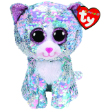 Whimsy the Blue Cat Regular Flippable