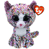 Confetti the Cat Medium Flippable