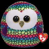 Owen the Owl Squish-A-Boos