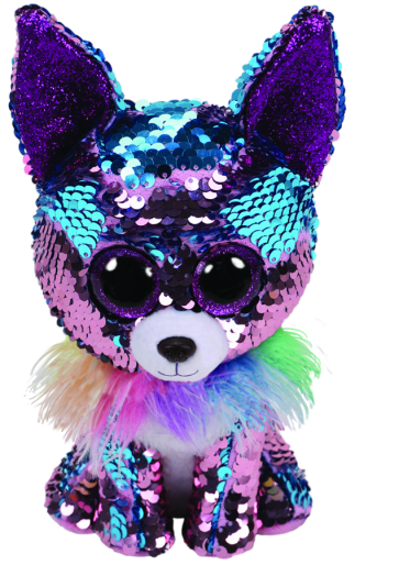 Yappy the Purple Chihuahua Regular Flippable