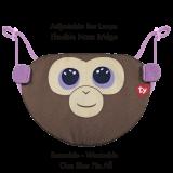 Coconut the Monkey Ty Mask