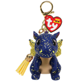Saffire the Dragon Mini Boos Clip