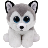 Buff the Husky Regular Beanie Babies