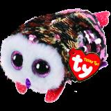 Checks the Checkered Owl Sequin Teeny Tys