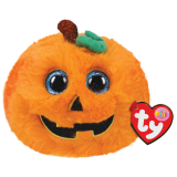 Seeds the Pumpkin Halloween Ty Puffies