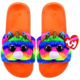 Gemma the Rainbow Unicorn Slides Small