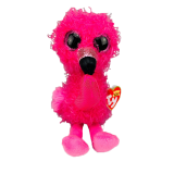 Dainty the Flamingo Valentine's Day Regular Beanie Boo