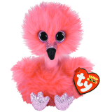 Franny the Flamingo Medium Beanie Boo