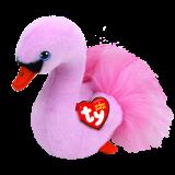 Odette the Pink Swan Regular Beanie Babies