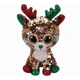 Tegan the Reindeer Christmas Regular Flippable