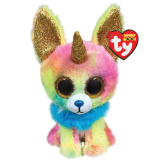 Yips the Chihuahua with Horn Medium Beanie Boo