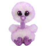 Kenya the Lavender Ostrich Regular Beanie Boo