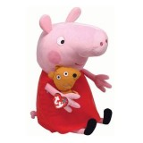 Peppa Pig Large Beanie Buddy