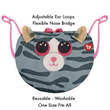 Kiki the Cat Ty Mask