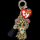 Sterling the Leopard Mini Boos Clip