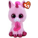 Darling the Unicorn Valentine's Day Regular Beanie Boo